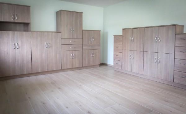 Wohnzimmermöbel aus Melaminharz beschichtetem Plattenmaterial (2)
